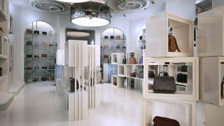Creating a beautiful retail store design